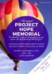 Hope Memorial 2015